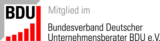 Logo Bundesverband Deutscher Unternehmensberater BDU e.V.