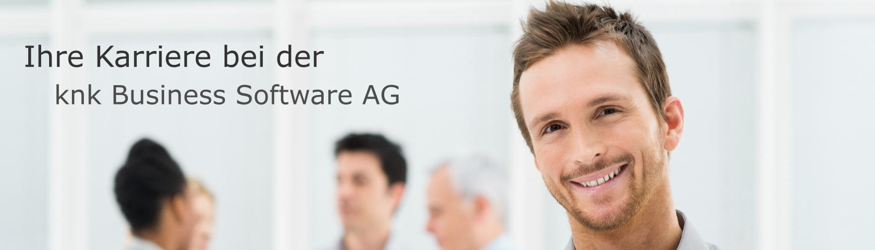 Karriere bei der knk Business Software AG