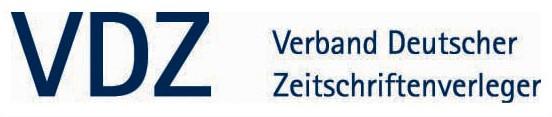 Logo Verband Deutscher Zeitschriftenverleger