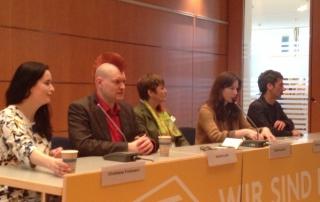 E-book Verlage diskutieren Digitalisierung