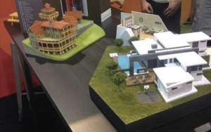 Architektur im 3D-Print