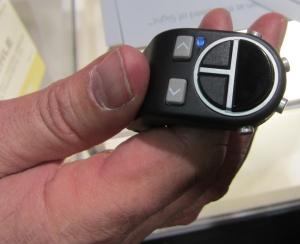Control-Device für ODG AR Glass
