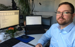 knk Karriere-Interview: Nikolai Glüsing aus der knk Softwareentwicklung
