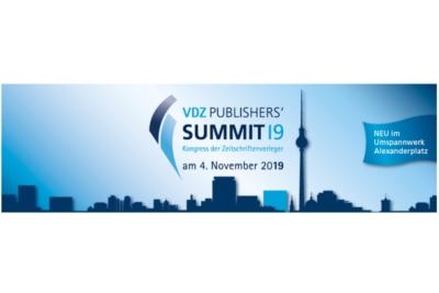publishers summit 19