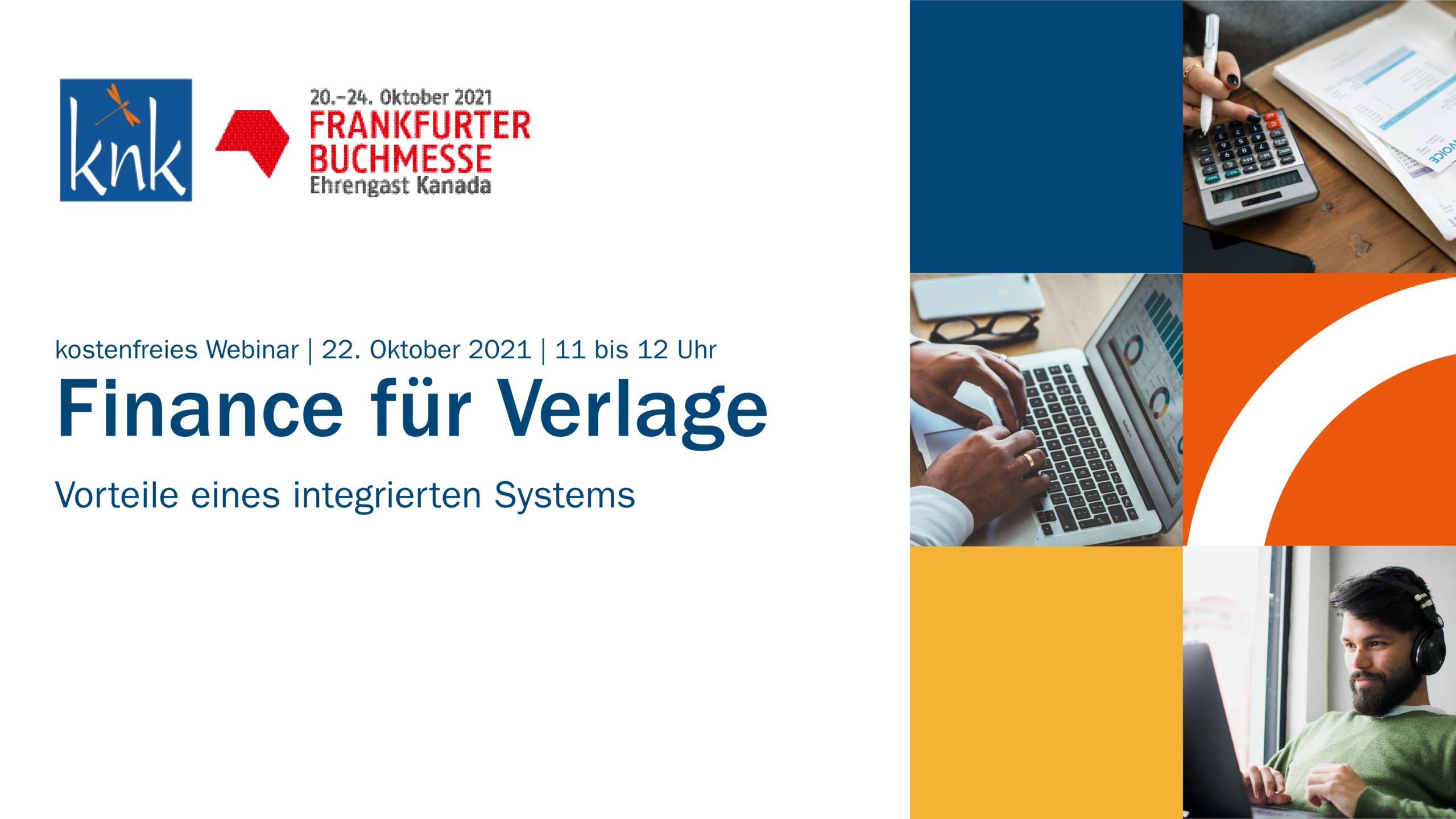 Finance für Verlage FBM 21