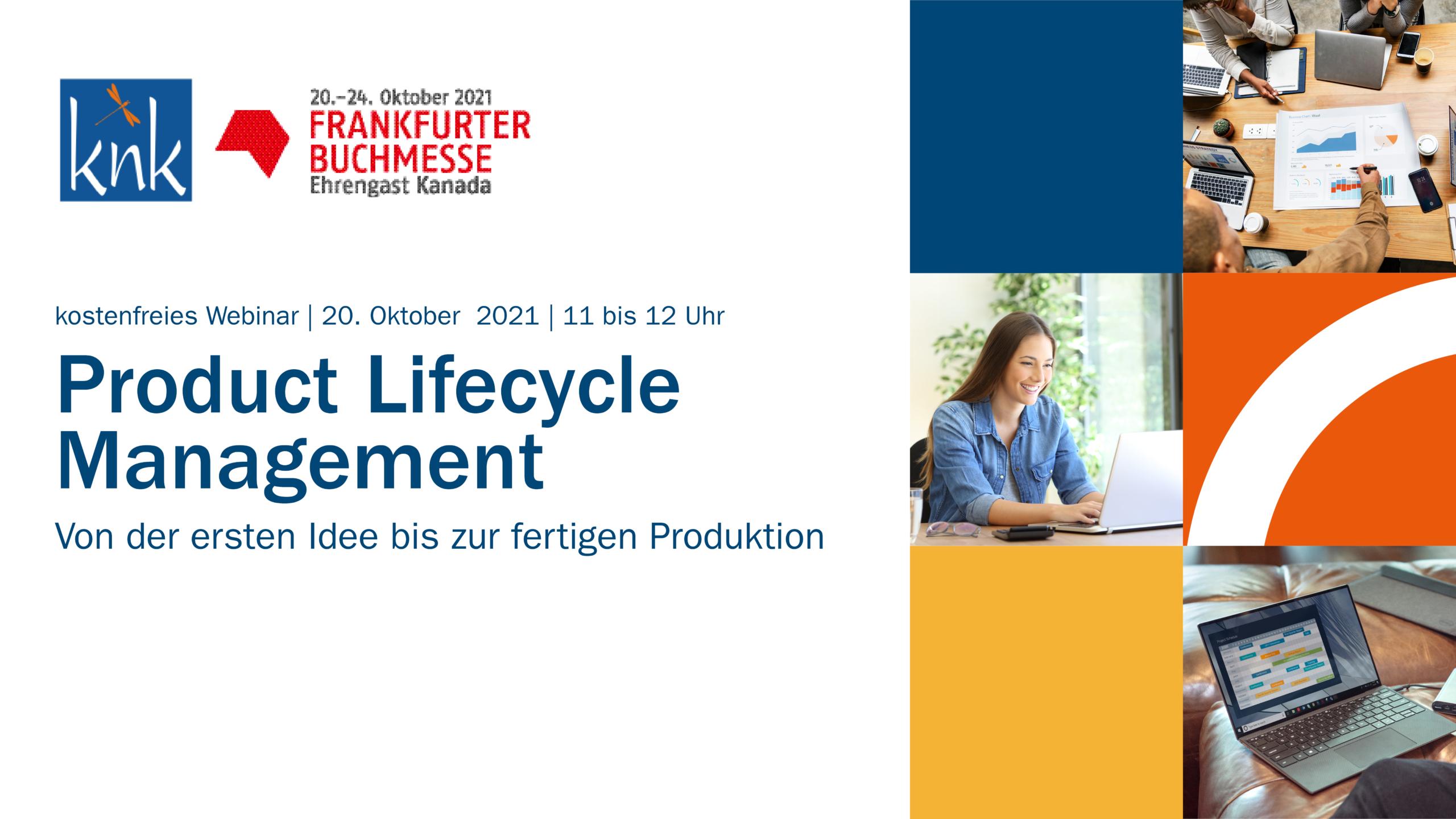 Product Lifecycle Management Webinar fbm 21